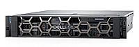 Сервер PowerEdge R740 1*Intel Xeon Silver 4114 2.2GHz,128GB, 2x600GB,NO OS, 3Y PS NBD 210-AKXJ-104