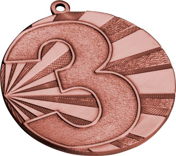 Медаль наградная MMC7071 - фото 3