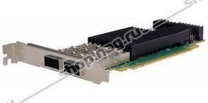 Сетевая карта 2 порта 10G/25G/40G/100GBaseX Content Director (QSFP28, Intel FM10420), Silicom PE3100G2DQiRL-QX