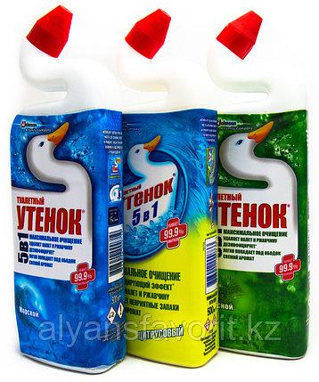 Туалетный Утенок -средство для мытья унитазов и сантехники. 500 мл., фото 2