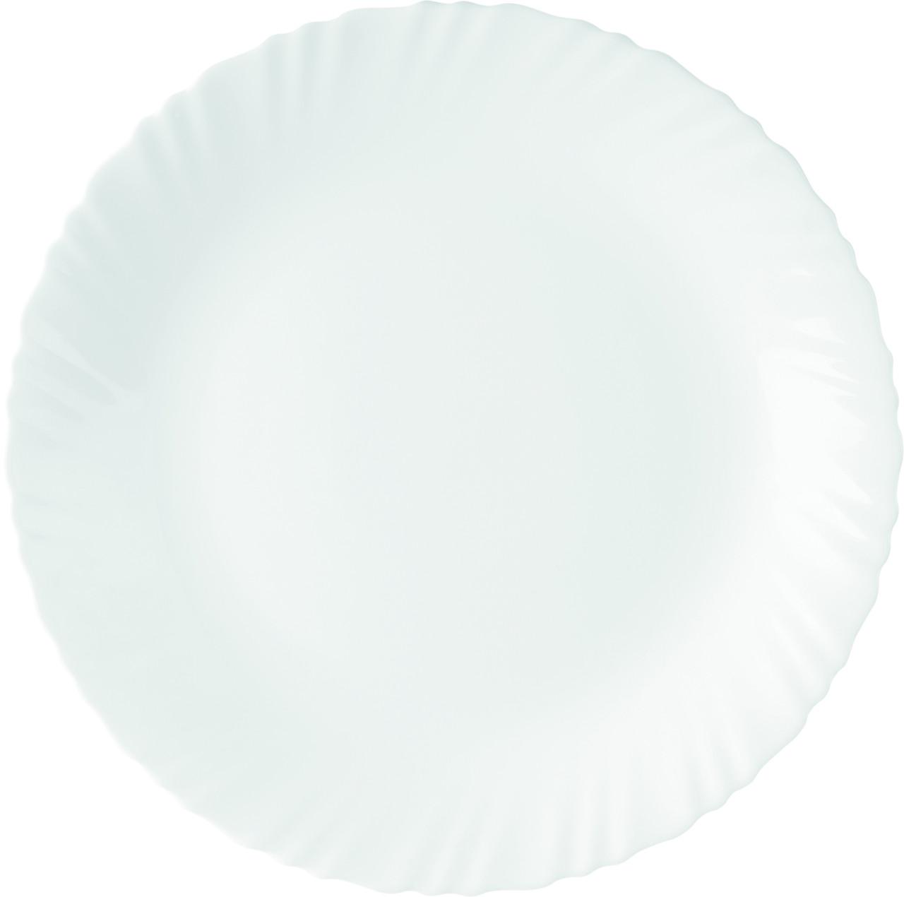 Тарелка обеденная Rak Glass круглая 25 см