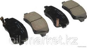 PARTS-MALL тормозные колодки, передние Hyundai Accent RB >11, Kia Rio UB >11