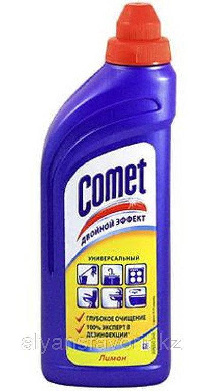 Comet гель - средство для мытья унитазов и сантехники. 750 мл. РФ