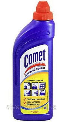 Comet гель - средство для мытья унитазов и сантехники. 750 мл. РФ, фото 2
