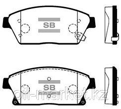 CTR Колодки передние Chevrolet Aveo (R15) >11, Cruze >09