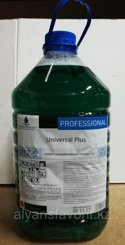 Universal Plus - универсальное моющее средство для твердых поверхностей. 5 литров ПЭТ. РК