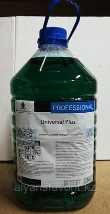 Universal Plus - универсальное моющее средство для твердых поверхностей. 5 литров ПЭТ. РК, фото 2