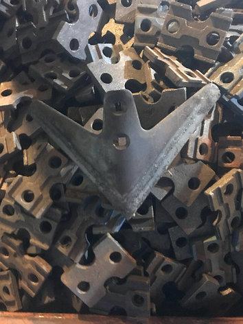 Лапа стрельчатая КПС 330 мм, фото 2