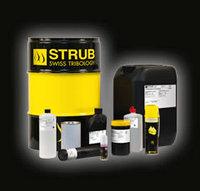 STRUB MOLYMAGUS NL-3 NLGI 2 с высоким содержанием молибдена (MoS2)