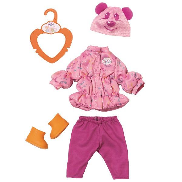 Baby Born Набор теплой одежды для куклы Беби Бон 32 см