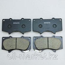 AKEBONO JAPAN Колодки передние Toyota Land Cruiser Prado 120 2.7-4.0 >02, Hilux 2.7-4.0 >02