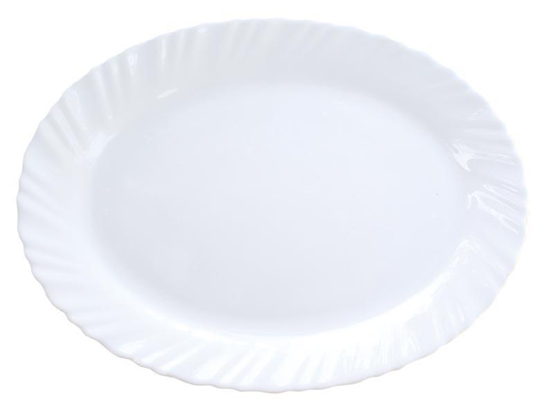 Блюдо овальное Rak Glass 32 cm