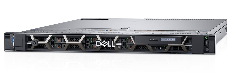 Сервер Dell PowerEdge R640 Server,4110 2.1GHz, 8C/16T, 9.6GT/s, RAM 64GB,2x600GB 210-AKWU-103