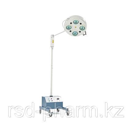 Светильник диагностический хирургический передвижной L7412 (AC\DC, 40000лк), фото 2