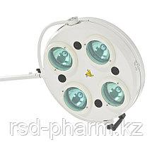 Светильник диагностический хирургический передвижной L7412 (AC\DC, 40000лк), фото 3