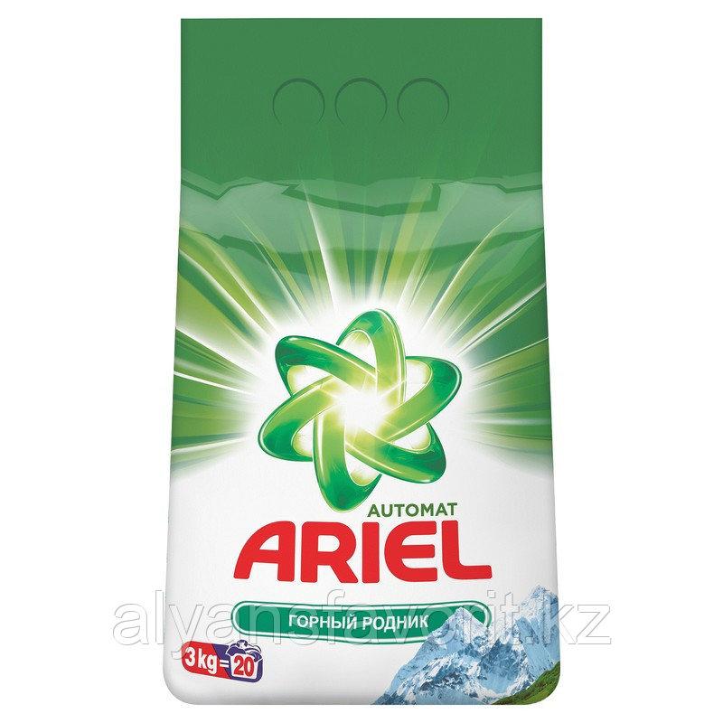 """Порошок стиральный """"Ariel"""" 3 кг"""