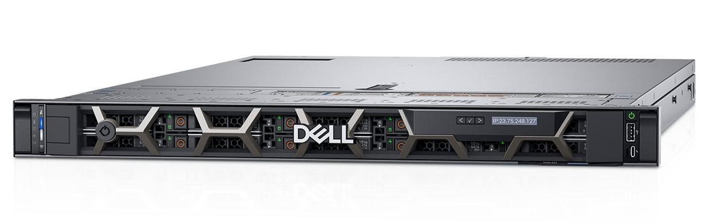 Сервер Dell PowerEdge R640 Server,Intel Xeon Bronze 3104 1.7GHz, 6C/6T, RAM 32GB,2x300GB 210-AKWU-102