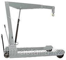 Кран гаражный перекатной гидравлический г/п 3000 кг, RAVAGLIOLI (Италия)