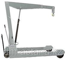 Кран гаражный перекатной гидравлический г/п 2000 кг, RAVAGLIOLI (Италия)