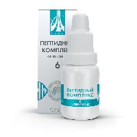Пептидный комплекс-6 для щитовидной железы. Натуральный.