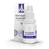 Пептидный комплекс-9 для мужской половой системы. Натуральный.