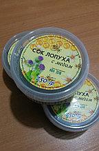 Сок лопуха с медом, 250гр
