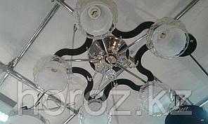Люстра потолочная с 5 плафонами