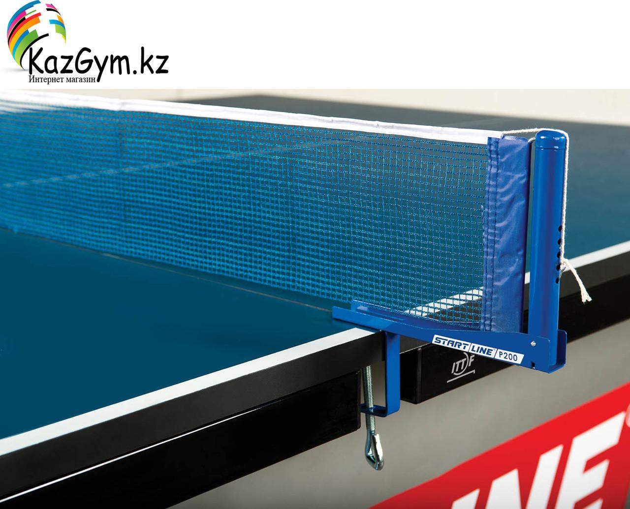 Сетка для настольного тенниса Classic нейлоновая, крепление - фиксатор