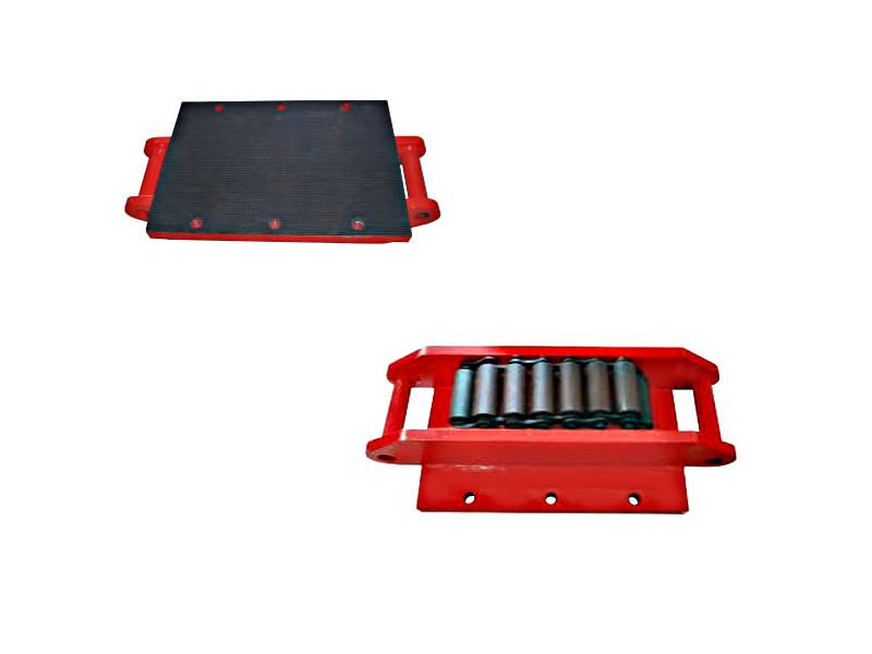 Роликовая платформа подкатная TOR VA50 г/п 50тн