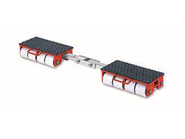 Роликовая платформа подкатная TOR Y18