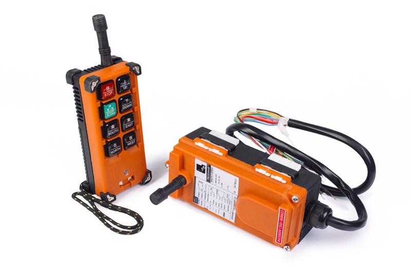 Комплект радиоуправления TOR F21-E1B (Radio control panel, Telecrane, 380 В)