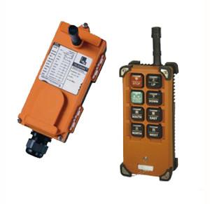 Комплект радиоуправления TOR F24-12D (Telecrane, 380 В, 12-кноп, двухскоростной)