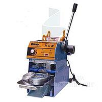 Запайщик пластиковой тары полуавтомат (стакан d70-90) WY-862 (AR) трейсилер