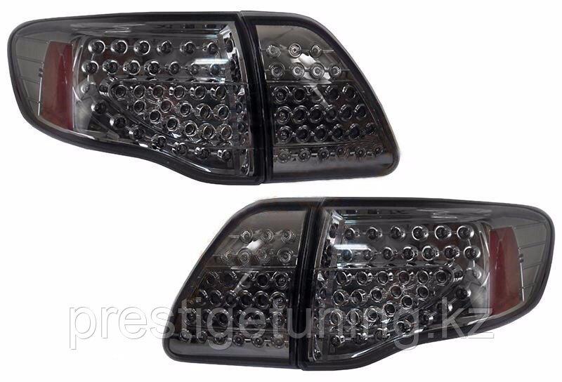 Задние фонари на Corolla 2006-10 Дымчатые