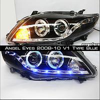 Передние альтернативная оптика на Corolla 2008-10 Type 1, фото 1