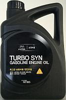 Моторное масло Hyundai Turbo SYN 5W-30 A5, 4 л / 05100-00441