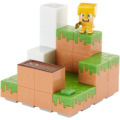 "Minecraft mini - Набор ""Сборщик урожая"""