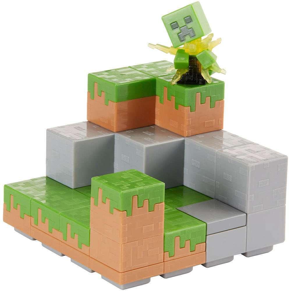 """Minecraft mini - Набор """"Создатель кратеров"""""""