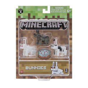 "Minecraft Набор ""Зайцы"""