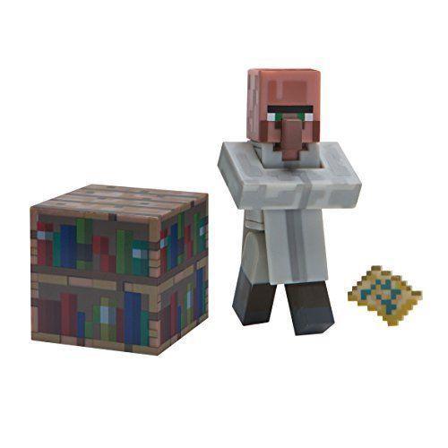"Minecraft Набор ""Библиотекарь"""
