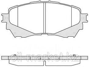 KASHIYAMA Колодки тормозные передние FR MAZDA 6 Mazda 6 >12