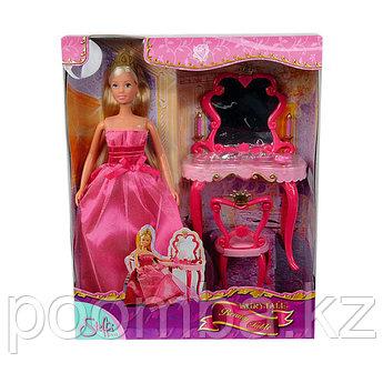 """Игровой набор """"Кукла Штеффи"""" - Принцесса со столиком и аксессуарами"""
