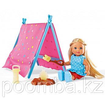 """Игровой набор """"Кукла Еви в кемпинге"""", 12 см"""