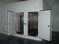 Ремонт морозильных комнат