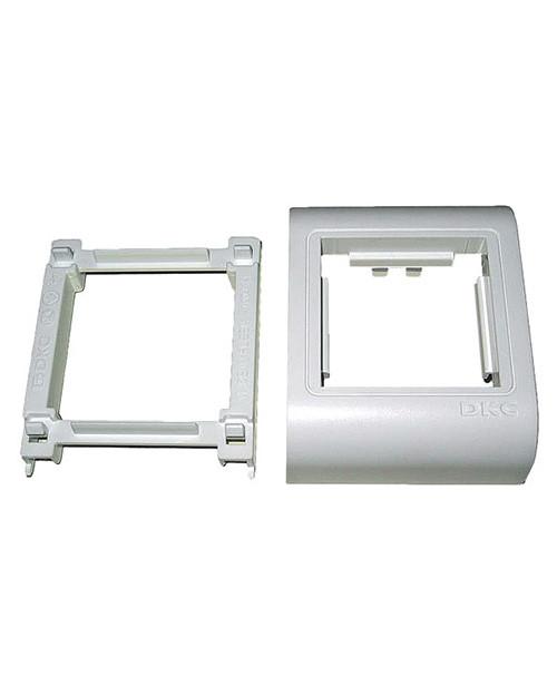 DKC 10163 PDA-N 120 Рамка-суппорт для электроустановочных изделий 60х60 мм