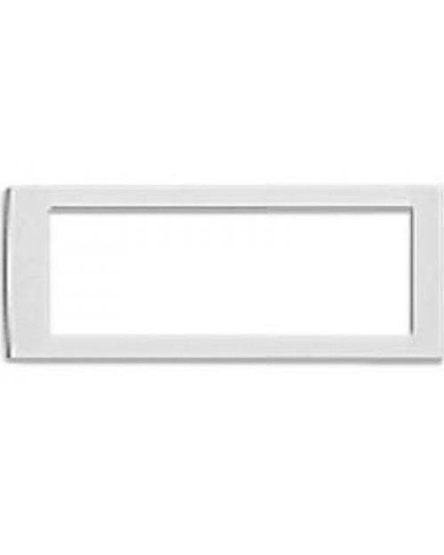 DKC F00015 Рамка универсальная на 6 модулей, цвет белый