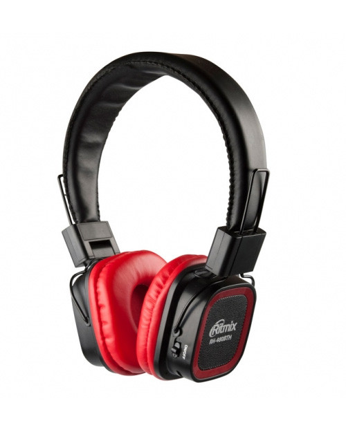 Гарнитура Bluetooth RITMIX RH-480BTH, красный