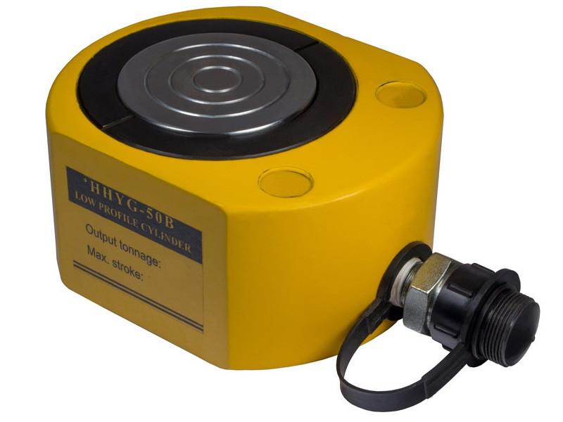 Домкрат гидравлический низкий TOR HHYG -501 (ДН50М100)