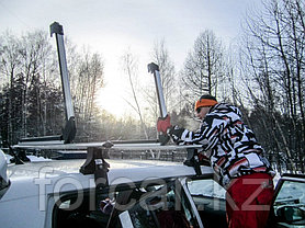 Крепление для перевозки лыж и сноубордов Atlant 6 (6 пар лыж/4 сноуборда), фото 3