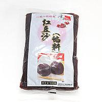 Сладкая паста из красной фасоли (адзуки), 500 гр.